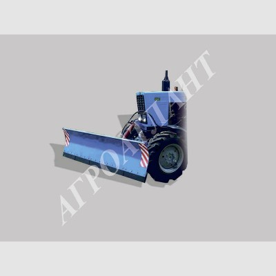 Отвал коммунальный КО-6 (гидравлический), возможна совместная навеска с ПБМ-800 для МТЗ