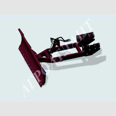 Отвал передний поворотный ОП - 25 (механический)