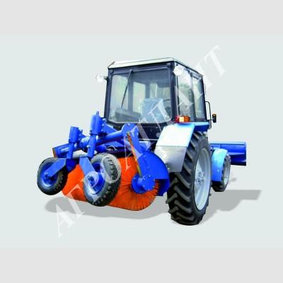 Щетка МК-4.1 (усиленные колеса)