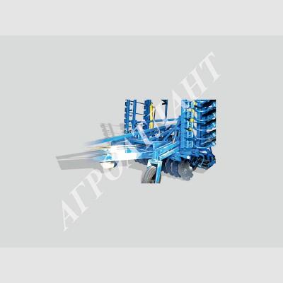 Комбинированное почвообрабатывающее орудие КПО-8