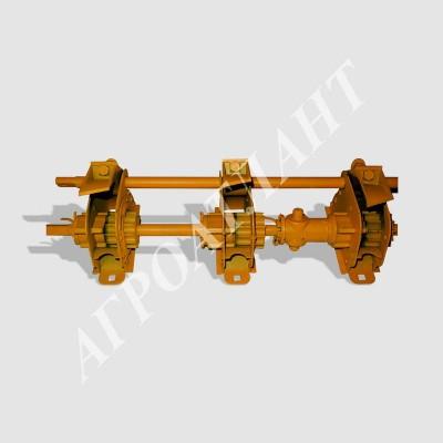 Блок высевающих аппаратов (металлическая катушка)