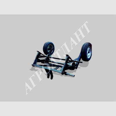 Комплект модернизации (задняя колесная опора) без ступиц и колес