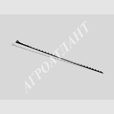 Нож с литой (стальной) головкой