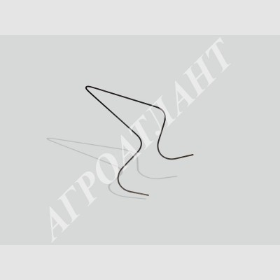 Зуб пружинный (короткий)