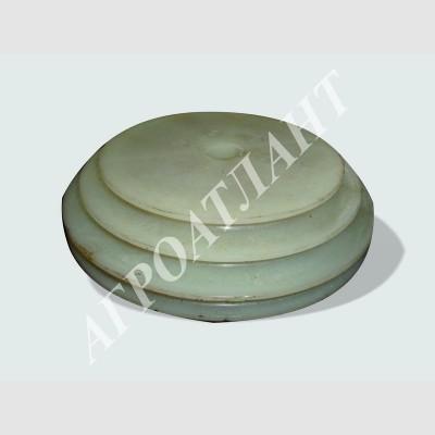 Шкив ПР 13.004 (пластик, 3 ручья)