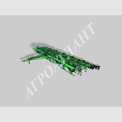 Культиватор - плоскорез КПШ - 11 (прицепной)