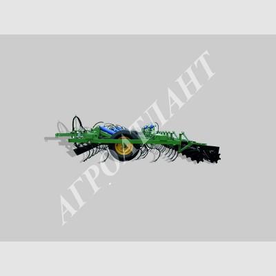 Культиватор - плоскорез КПШ - 13 (прицепной)