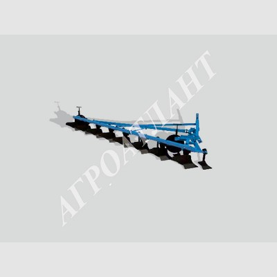 Плуг ПЛН 8-35 (с предплужником)